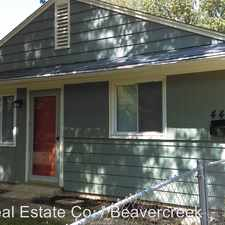 Rental info for 4441 Annapolis Avenue in the Trotwood area