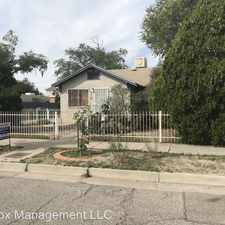 Rental info for 1131 Los Tomases NW in the Wells Park area