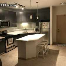 Rental info for $1100 1 bedroom Apartment in NE Dane County Cottage Grove
