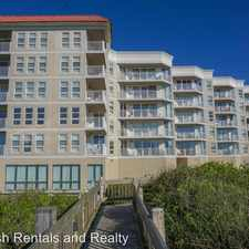 Rental info for 2000 New River Inlet Road, #1405