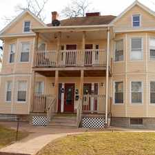 Rental info for 140 School St in the Manchester area