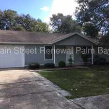 Rental info for 6441 Diamond Leaf Court North in the Jacksonville area