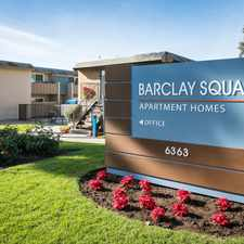Rental info for Barclay Square in the San Diego area