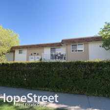 Rental info for 4819 Varsity Drive NW - 2 Bedroom Townhome for Rent in the Temple area