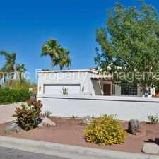 Rental info for Beautifully Upgraded Four Bedroom Home, Pet Friendly! in the La Quinta area