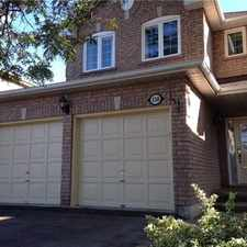 Rental info for 130 Surgeoner Crescent in the Newmarket area