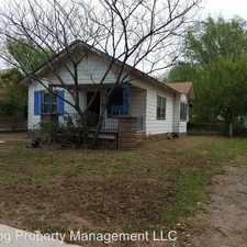 Rental info for 425 S Elm in the Ponca City area