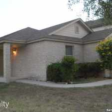 Rental info for 7903 Morning Grove in the Converse area