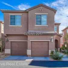 Rental info for 678 Calamus Palm Place in the Whitney Ranch area