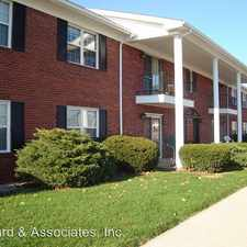 Rental info for 1901 SOUTH GOYER ROAD in the Kokomo area