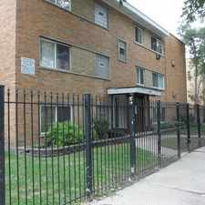 Rental info for 8326 S Ellis Ave in the Chicago area