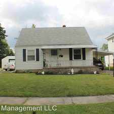 Rental info for 532 Burroughs Ave. in the Burton area