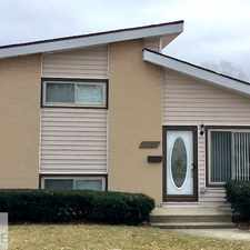 Rental info for Reduced Rent! in the Addison area