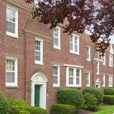 Rental info for Canterbury Apartments in the East Mount Airy area