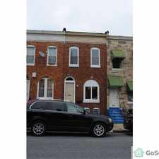 Rental info for 2 BEDROOM AND DEN 2481 DRUID HILL AVENUE, FULLY REHABBED in the Penn North area