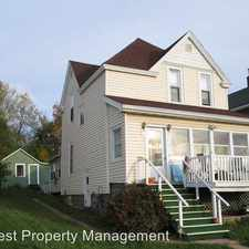 Rental info for 1815 South Street