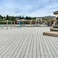 Rental info for 413 NE 70th St. #402 in the Green Lake area