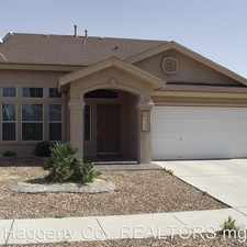 Rental info for 11232 Northview in the El Paso area
