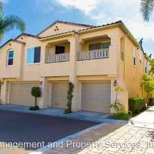 Rental info for 1264 Stampede Way #1 in the Chula Vista area