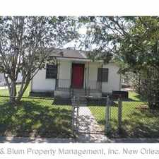 Rental info for 210 Rose Ave. in the New Orleans area
