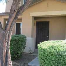 Rental info for 4284 E PARTING WATERS WAY in the Rillito area