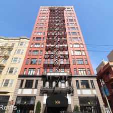 Rental info for 666 Post St. - 1104 in the Lower Nob Hill area