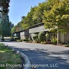 Rental info for 3853 SW Lake Grove Ave 2 in the Walluga area