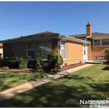 Rental info for Spacious 3 bedroom, 1 bathroom single family home in Dolton is available for rent! in the South Holland area