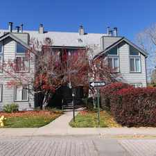 Rental info for 12404 E Tennessee Cir in the Aurora Hills area