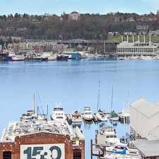 Rental info for 1611 on Lake Union in the East Queen Anne area