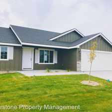 Rental info for 4816 Anne Marie Ave in the Caldwell area