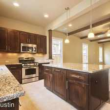 Rental info for 2836 Salado Street in the Austin area