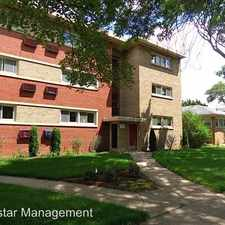 Rental info for 703-05 Dodge Ave. in the West Ridge area