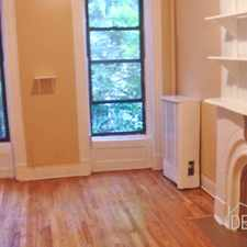 Rental info for 94 Sterling Place in the Prospect Heights area