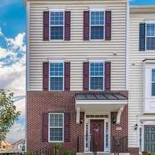 Rental info for 7859 Wormans Mill Road