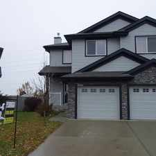 Rental info for 6030 1A Avenue - Townhouse in Charlesworth