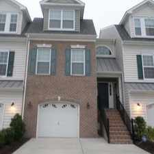 Rental info for 4585 Leamore Square Rd in the Virginia Beach area