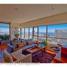 Rental info for 700 W E St #3605 in the Marina area