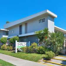 Rental info for 1736 W Ball Rd in the Anaheim area