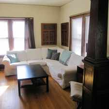 Rental info for 309 N. Paterson St.