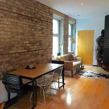 Rental info for Wabansia in the Bucktown area