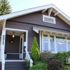 Rental info for $2150 1 bedroom Apartment in Fremont in the Bellevue area