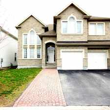 Rental info for 110 Lamplighters Drive in the Barrhaven area