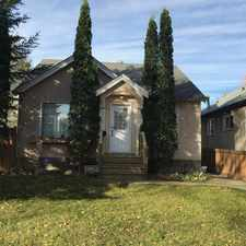 Rental info for 11706 85 Street in the Parkdale area