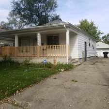 Rental info for 24796 Frisbee St in the Redford area
