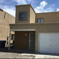 Rental info for Coors and Bridge in the Albuquerque area
