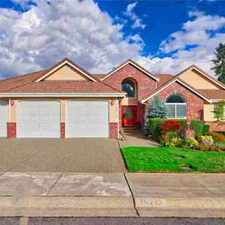 Rental info for 15213 136th Ave E Puyallup Three BR, This home offers 1 flr