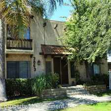 Rental info for 3863 Girard Avenue in the Palms area