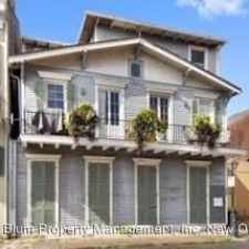 Rental info for 1026 Dumaine St. in the Treme - Lafitte area