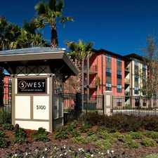 Rental info for Five West